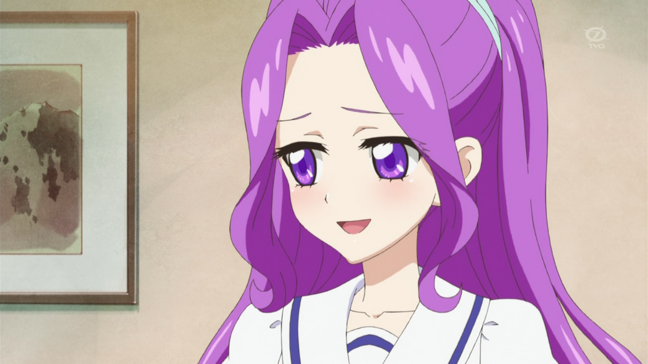 I've been telling you since episode 3, man. Mizuki a cute.