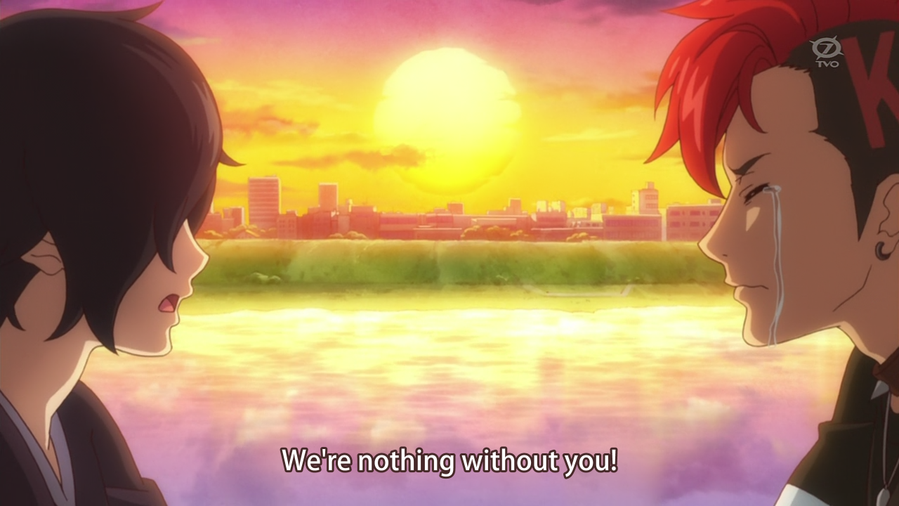 I didn't realize they hadn't forgotten about the fujoshi either...