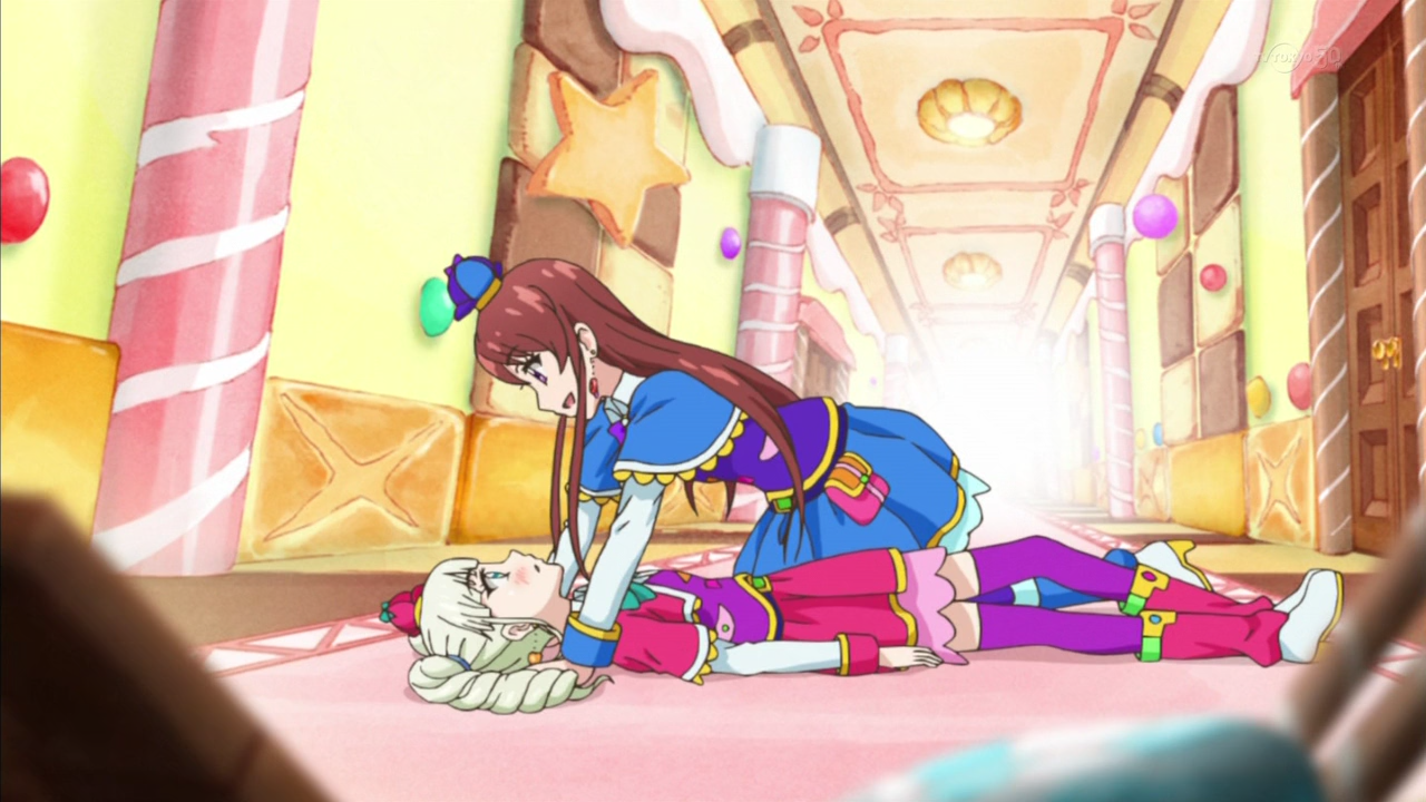 Ran x Yurika confirmed.