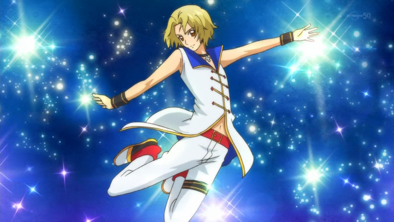 You are now watching Pretty Rhythm