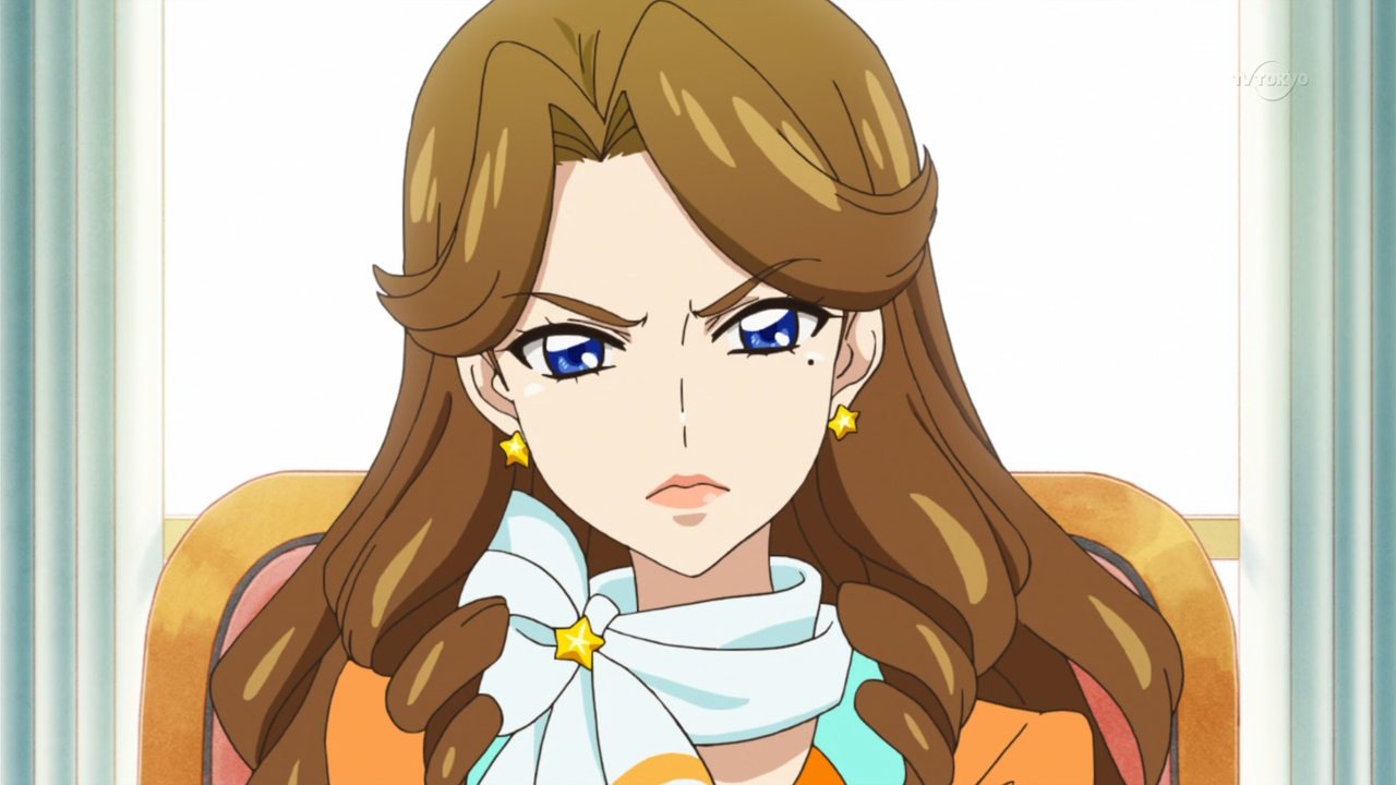 Orihime is secretly the best actress