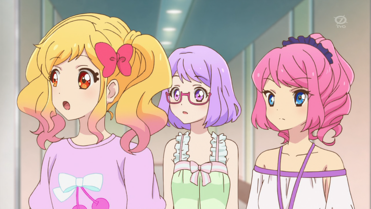 I just wanted to show off their casual clothes