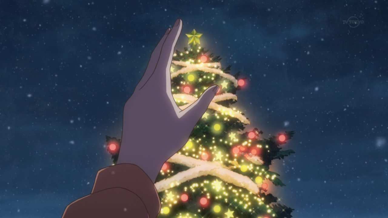 Merry Christmas, and Happy New Year!