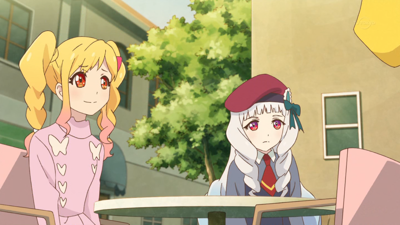 I had to include Lily, but Yume's hairstyle is too cute